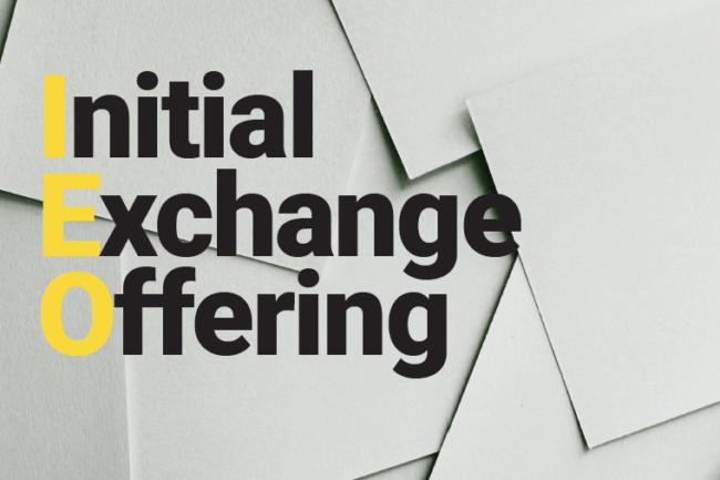 Livre blanc sur l'Initial Exchange Offering